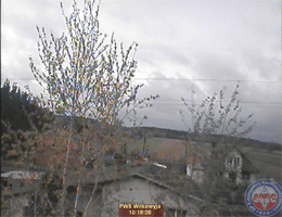 Wilkowyja – Wetterstation Webcam Live