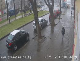 Brest – Praspekt Mašerava Webcam Live