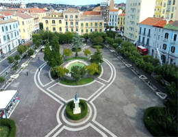 Campobasso – Piazza Vittorio Emanuele II Webcam Live