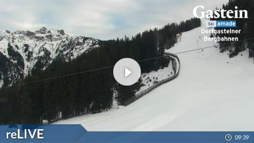 Dorfgastein – Gipfelexpress Talstation Webcam Live