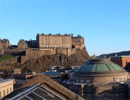 Edinburgh – Edinburgh Castle Webcam Live