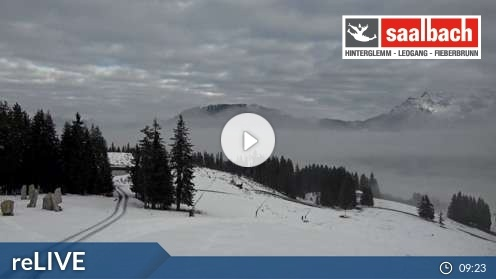 Fieberbrunn – Mittelstation Streuböden Webcam Live