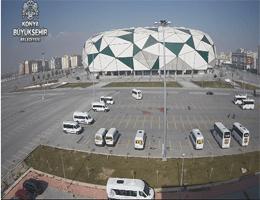 Konya – Konya Büyükşehir Stadı Webcam Live