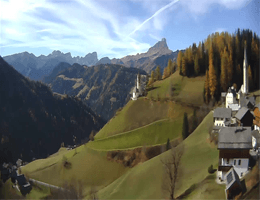 La Valle (Wengen) – Barbara Kapelle Webcam Live