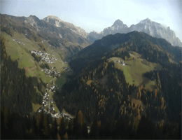 La Valle (Wengen) – Panorama Webcam Live