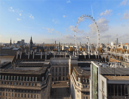 London – London Eye Webcam Live