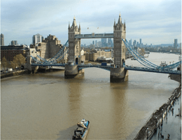 London – Tower Bridge Webcam Live