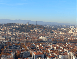 Lyon – Panorama Webcam Live