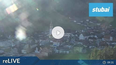 Neustift im Stubaital – Tal Webcam Live