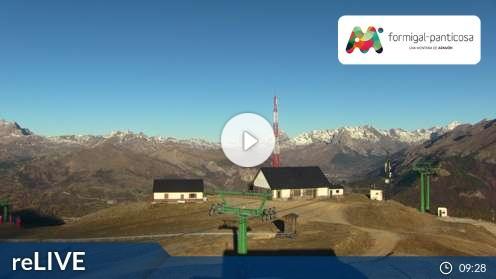 Panticosa – Zona Petrosos Webcam Live