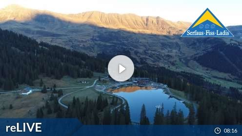 Serfaus – FlyingCam Webcam Live