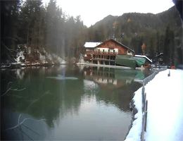 St. Vigil in Enneberg – Kreidesee Webcam Live