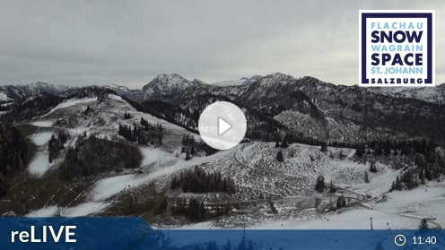 St. Johann im Pongau – Gernkogel Gipfel Webcam Live