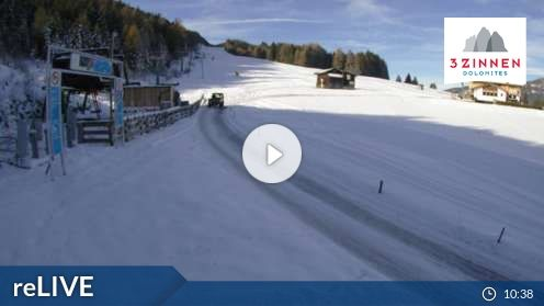 Toblach – Skicenter Rienz Webcam Live