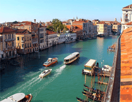 Venedig – Canal Grande Webcam Live