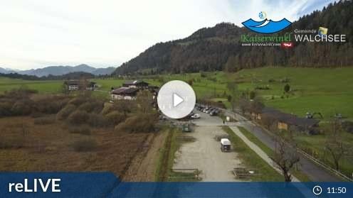 Walchsee – Moorgebiet Schwemm Webcam Live