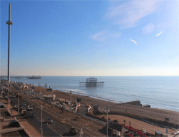 Brighton – West Pier Webcam Live