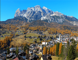 Cortina d'Ampezzo – Panorama Webcam Live
