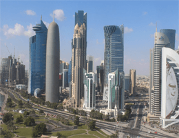 Doha – Skyline Webcam Live