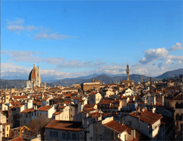 Florenz – Stadtpanorama Webcam Live