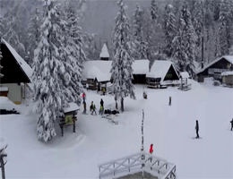 Krvavec – Ski Resort Webcam Live