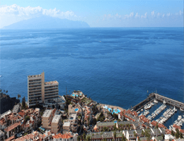 Los Gigantes – Royal Sun Resort Webcam Live