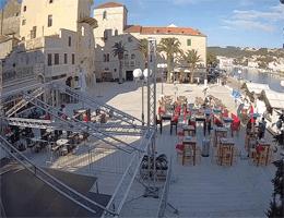 Rab – Obala Petra Krešimira Webcam Live