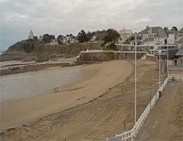 Saint-Quay-Portrieux – Plage du Casino Webcam Live
