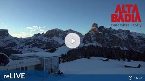 Corvara – Piz Arlara Webcam Live