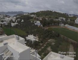 Milos: Tripiti – Adamantas Webcam Live