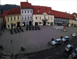 Samobor – Marktplatz Webcam Live