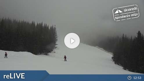 Spindlermühle – Horní Mísečky Webcam Live