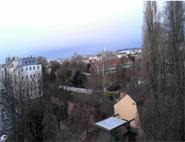 Wien – Augarten Webcam Live