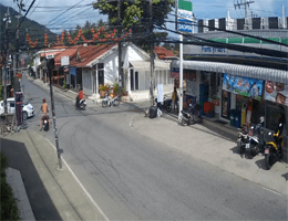 Koh Samui – Lamai Walking Street Webcam Live
