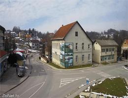 Ozalj – Kurilovac ulica Webcam Live