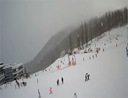 Puy-Saint-Vincent – Ski resort Webcam Live