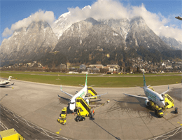 Innsbruck – Airport Webcam Live