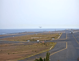 Lanzarote Airport Webcam Live