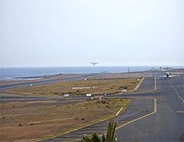 Lanzarote Airport Webcam Live