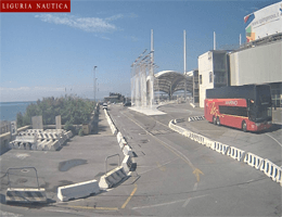 Genua – Salone Nautico Webcam Live