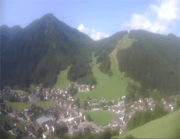 St. Vigil – Panoramablick Webcam Live