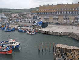 West Bay – Bridport Harbour Webcam Live