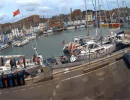 Weymouth Harbour Webcam Live