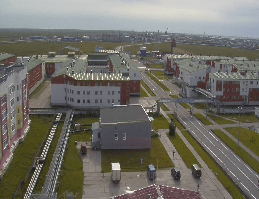 Yamburg – Panoramablick Webcam Live