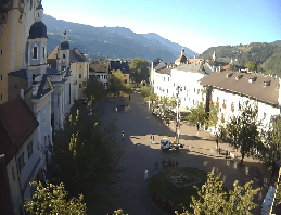 Brixen – Domplatz Webcam Live