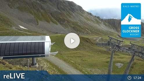 Kals am Großglockner – Adlerlounge Webcam Live