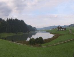 La Brévine – Lac des Taillères Webcam Live