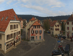 La Brévine – Place du village Webcam Live