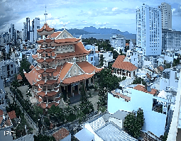Nha Trang – Khiet Tam Church Webcam Live