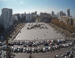 Khabarovsk – Lenin Square Webcam Live